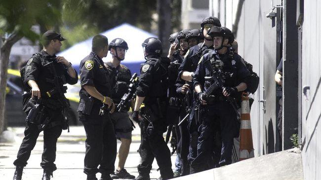 Pelaku Penembakan Di New Zealand Image: Dokter Pelaku Penembakan Di RS New York Tewas Bunuh Diri
