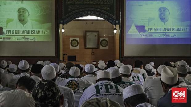 Di Hari Kemerdekaan, Habib Rizieq Serukan Umat Islam Harus Tegakkan Khilafah