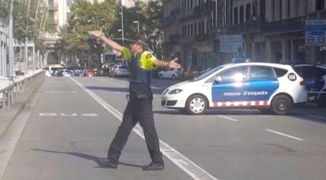ISIS Klaim Bertanggung Jawab atas Teror Barcelona
